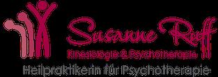Kinesiologie mit Susanne Ruff Logo